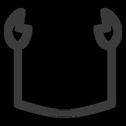 Divinidad espíritu simetría ka trazo