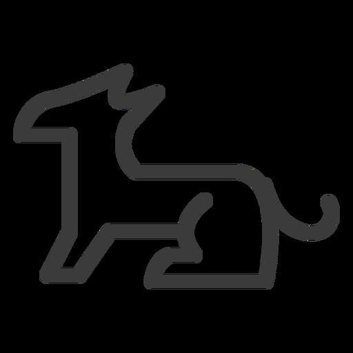 Hund Tier Katze Schlaganfall Transparent PNG