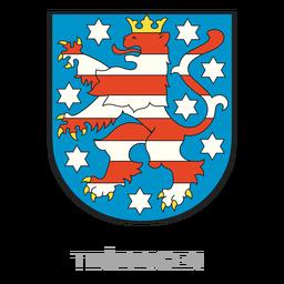 Crista da província alemã