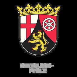 German state crest