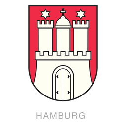 Brasão do estado de Hamburgo