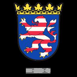 Hessen crest