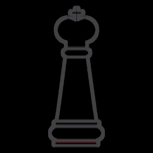 Rei, xadrez, caricatura Transparent PNG