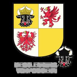 Crista do estado de Mecklemburgo