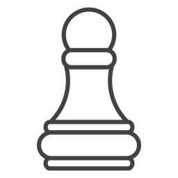 Pawn chess stroke