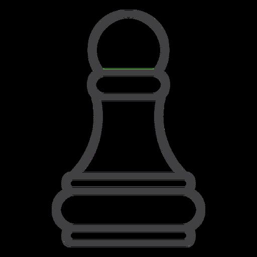 Peão de xadrez peão Transparent PNG