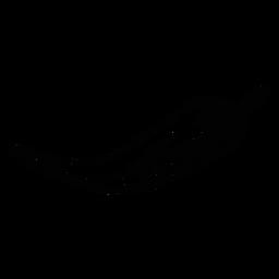 Boceto de pimiento picante