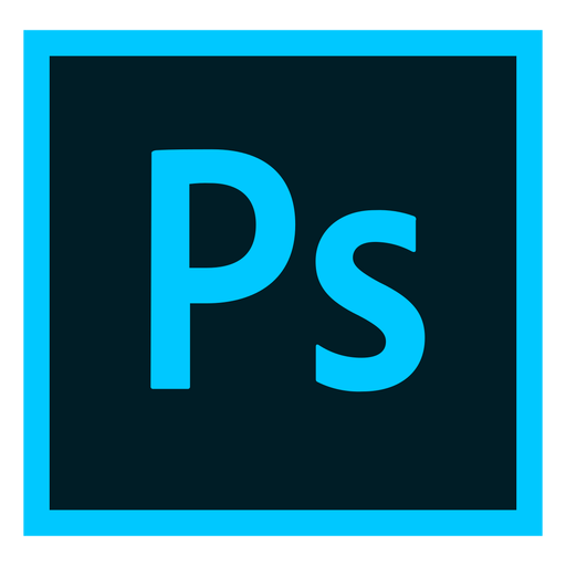 Photoshop ps colored icon Transparent PNG