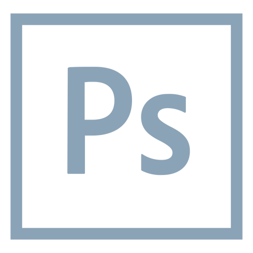 Photoshop ps-Symbol Transparent PNG