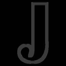 Zeichen Hieroglyphe Figur Strich