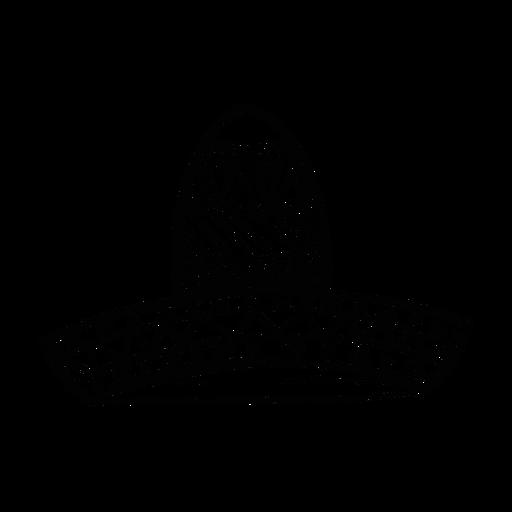 Padrão de sombrero Transparent PNG