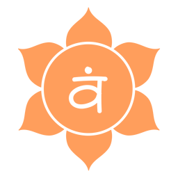 Icono de chakra de Svadhishthana