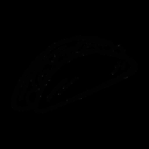 Boceto de taco Transparent PNG