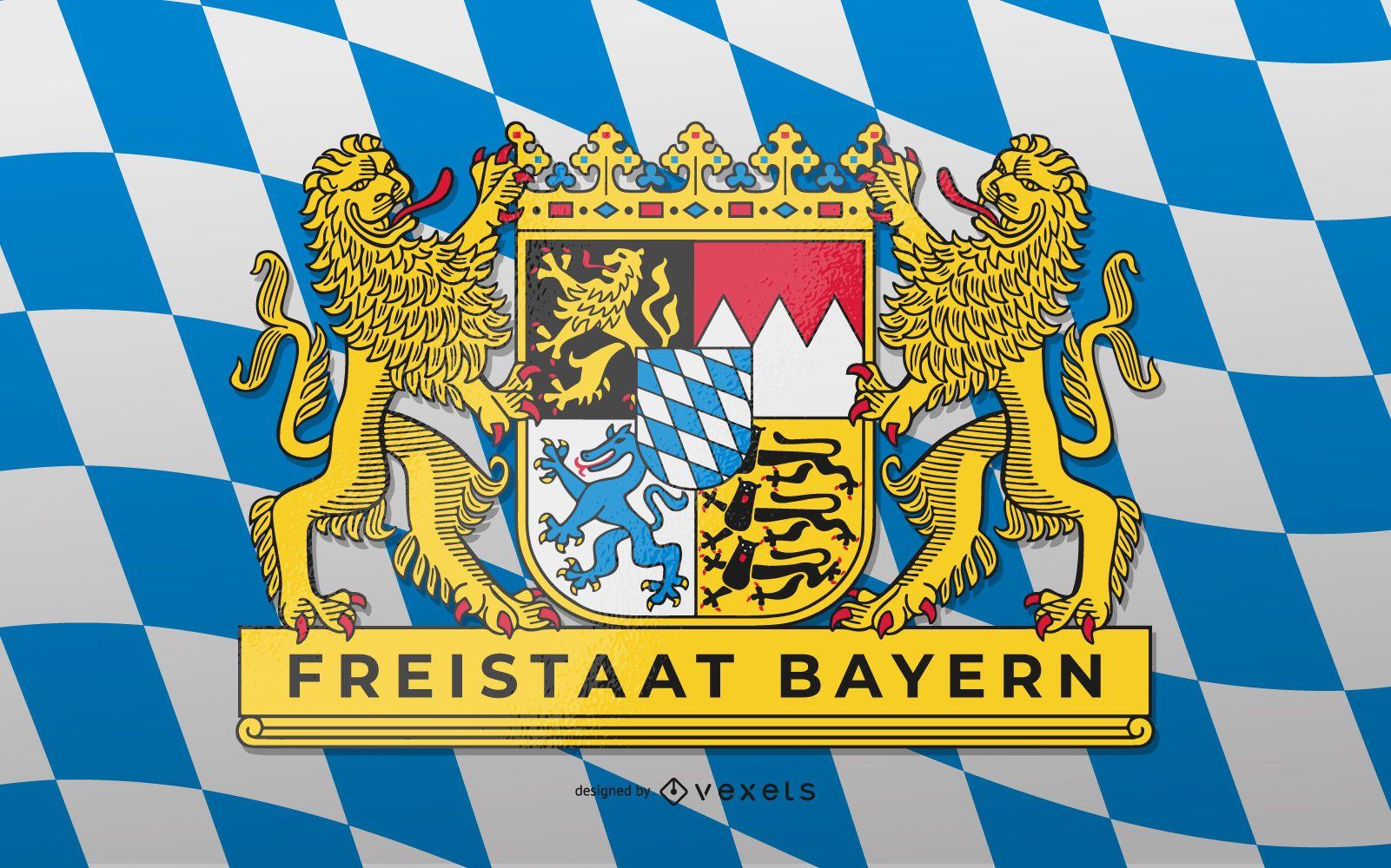 Free State of Bavaria Design