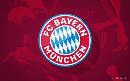 Diseño de logotipo del FC Bayern München