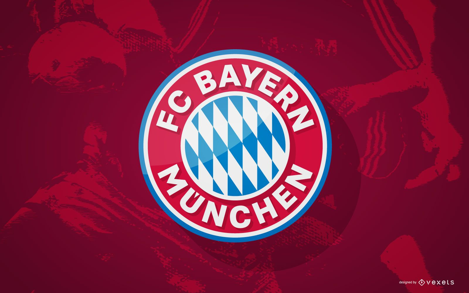 FC Bayern München Logo Design - Vector download