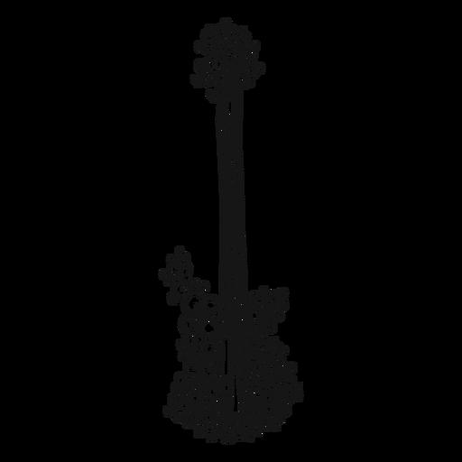 Redemoinho de instrumento musical de guitarra baixo Transparent PNG