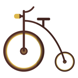 Fahrrad Fahrradrad flach