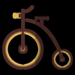 Roda de bicicleta bicicleta ciclo plana