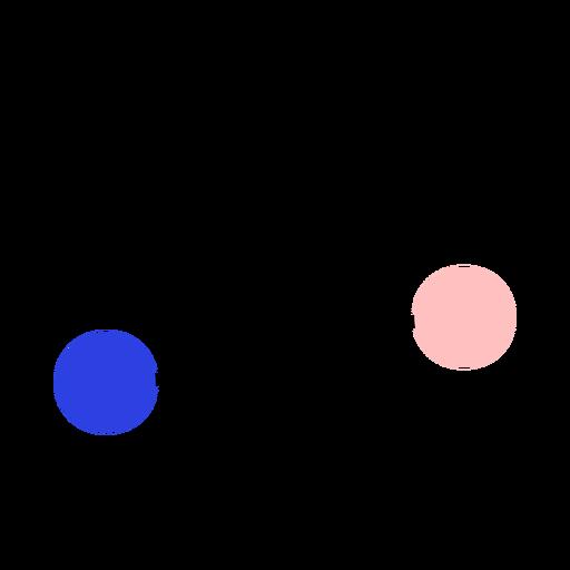 Cloud seeding icon circle stroke Transparent PNG