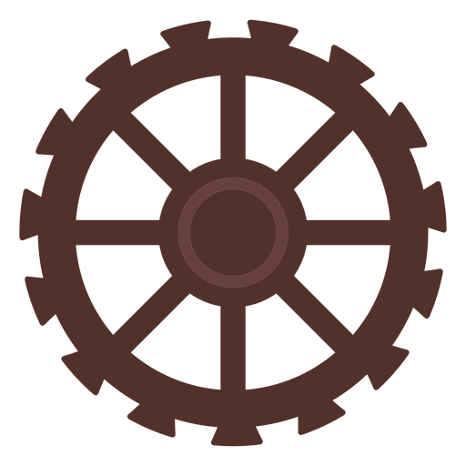 Cogwheel hole gear wheel gear pinion flat Transparent PNG