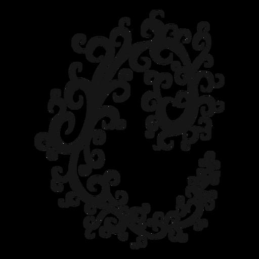 Redemoinho de símbolo musical de tempo comum Transparent PNG