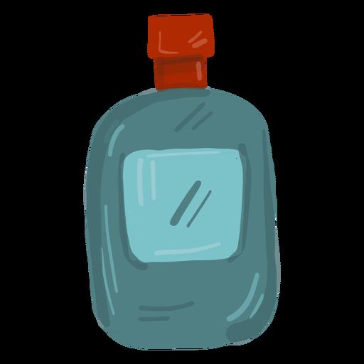 Frasco de vaquero Transparent PNG