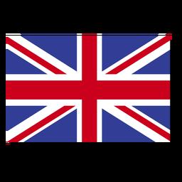 Ícone de língua de bandeira de Inglaterra