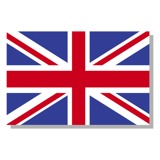 England flag language icon Transparent PNG