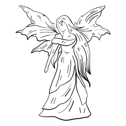 Fairy standing line