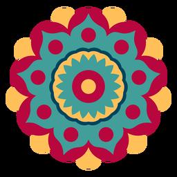 Festival of spring mandala