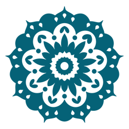 Festival der Frühlings-Mandala-Mandala