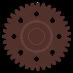 Roda dentada roda dentada engrenagem pinhão plana