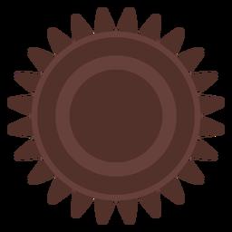 Roda de engrenagem roda dentada pinhão roda dentada