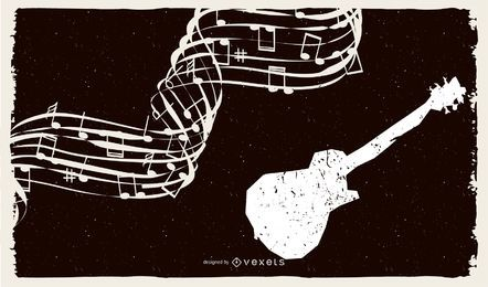 Origens de grunge de música