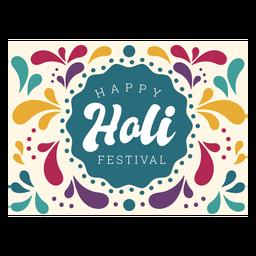 Feliz holi festival letras