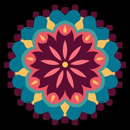 Holi mandala