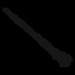 Oboe Musikinstrument wirbeln