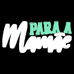 Para a portuguese text sticker
