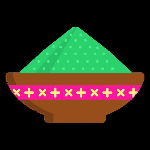 Prato tigela mingau padrão pó liso Transparent PNG