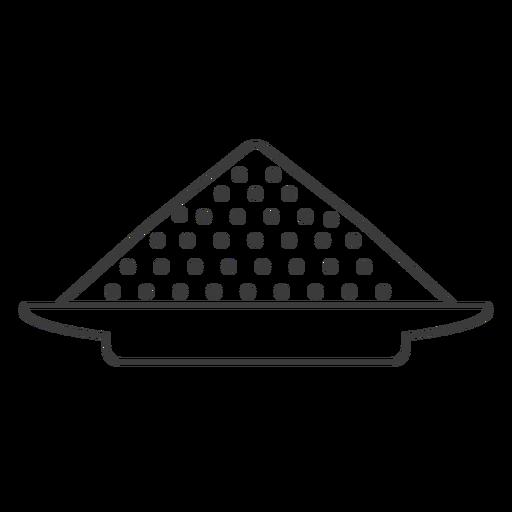 Curso de mingau de arroz em pó Transparent PNG