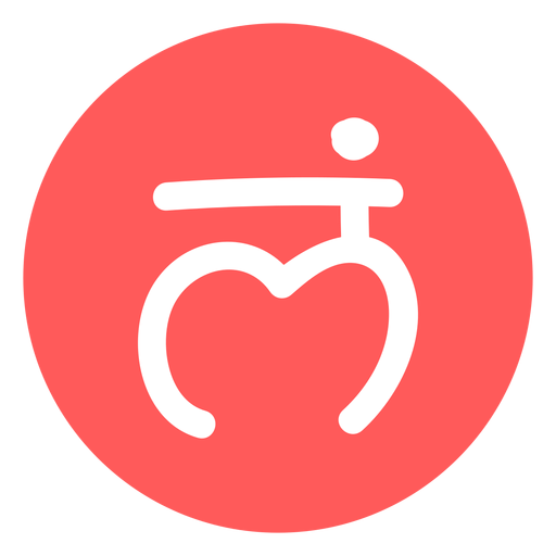 Root chakra icon Transparent PNG