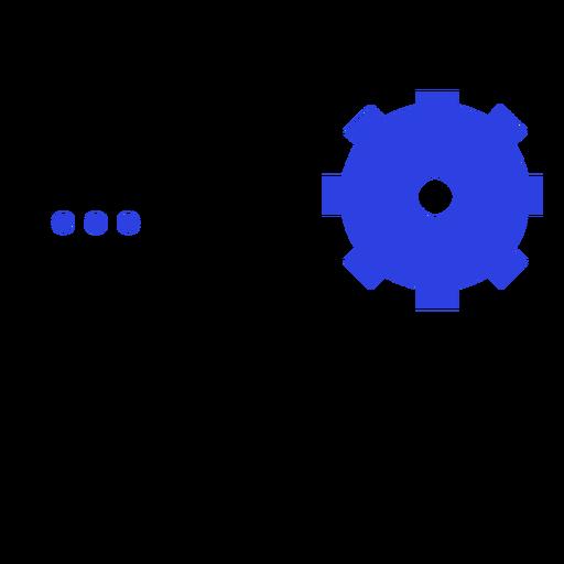 Curso de configurações de informações do ícone do tablet Transparent PNG