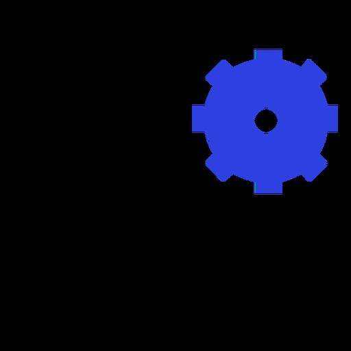 Conjunto de configurações do ícone do tablet Transparent PNG