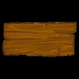 Tabuleta de madeira