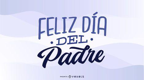 Dia do pai espanhol