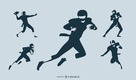 minimalist football player pack
