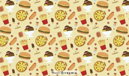 Junk-Food-Muster