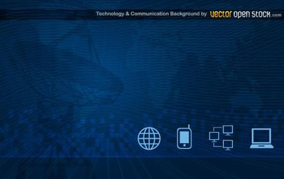 Technology and Communication Background