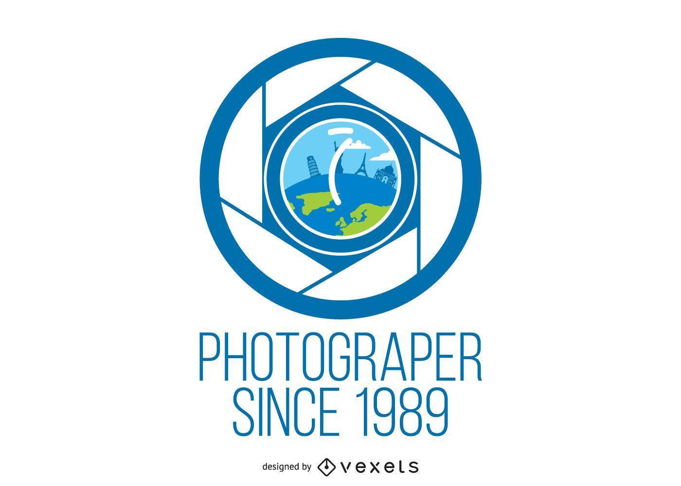 Photographer Logo Template